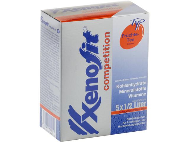 Xenofit Boisson Compétition 5x42g, Fruit Tea
